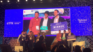 ¡We are the champions! Ganamos los 4YFN Awards 2018