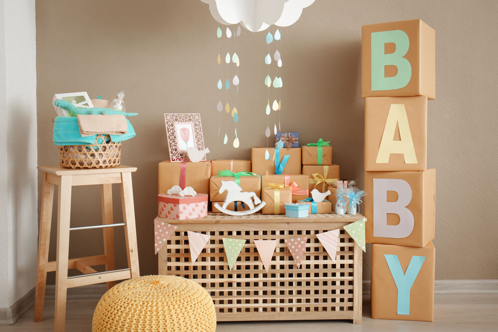 Ideas para organizar y decorar tu baby shower