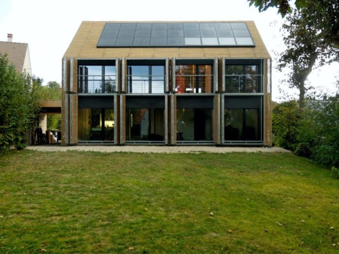 Beneficios de una passive house